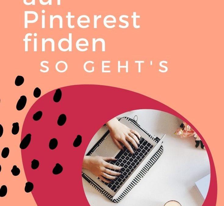 Keywords auf Pinterest finden: Schritt für Schritt-Anleitung